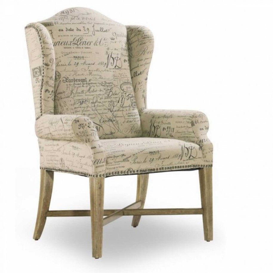queen anne wing chair recliner maple kitchen chairs upholstered wingback | homesfeed