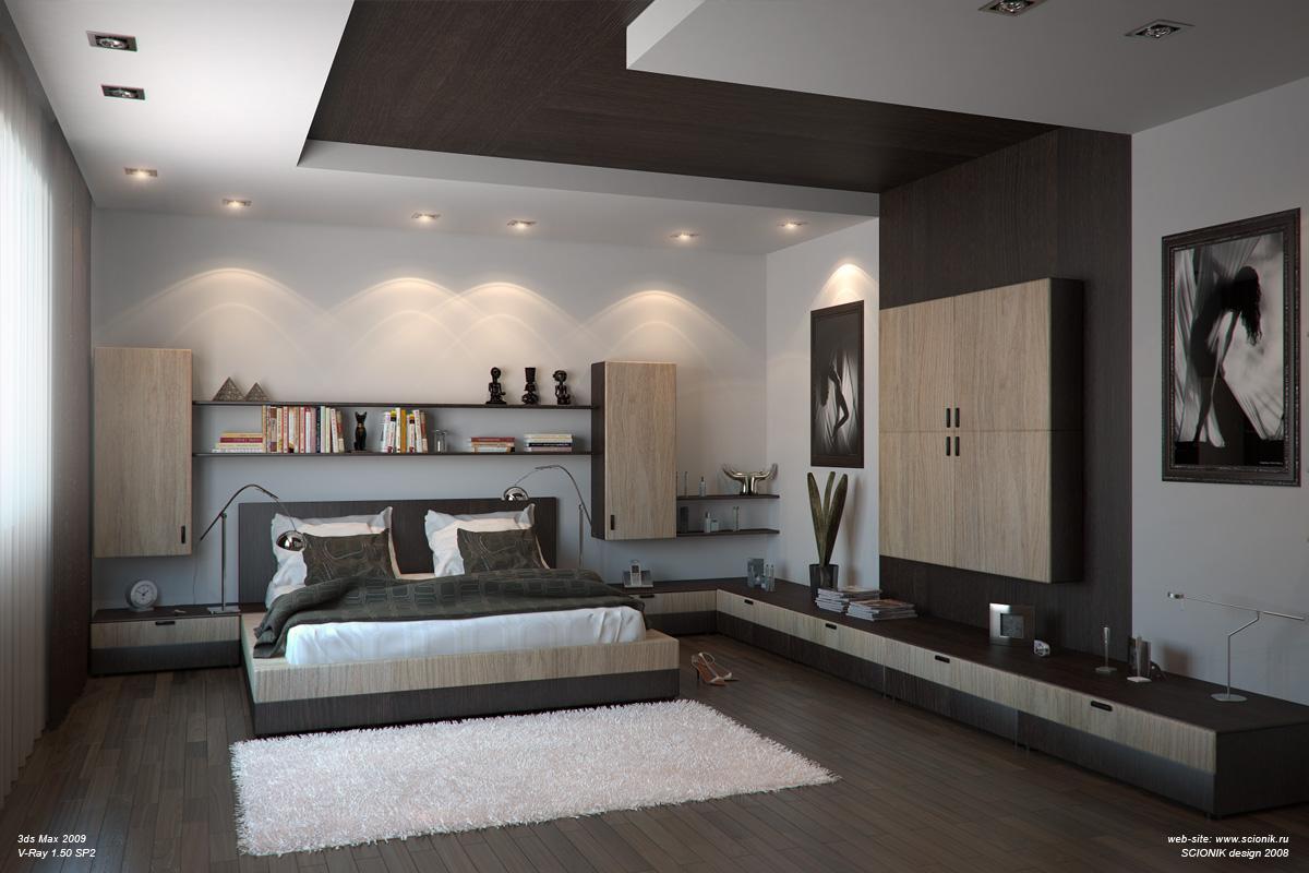 Ceiling Bedroom Designs