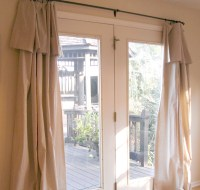 Patio Door Curtain Ideas