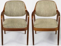 Wooden Chairs with Arms | HomesFeed