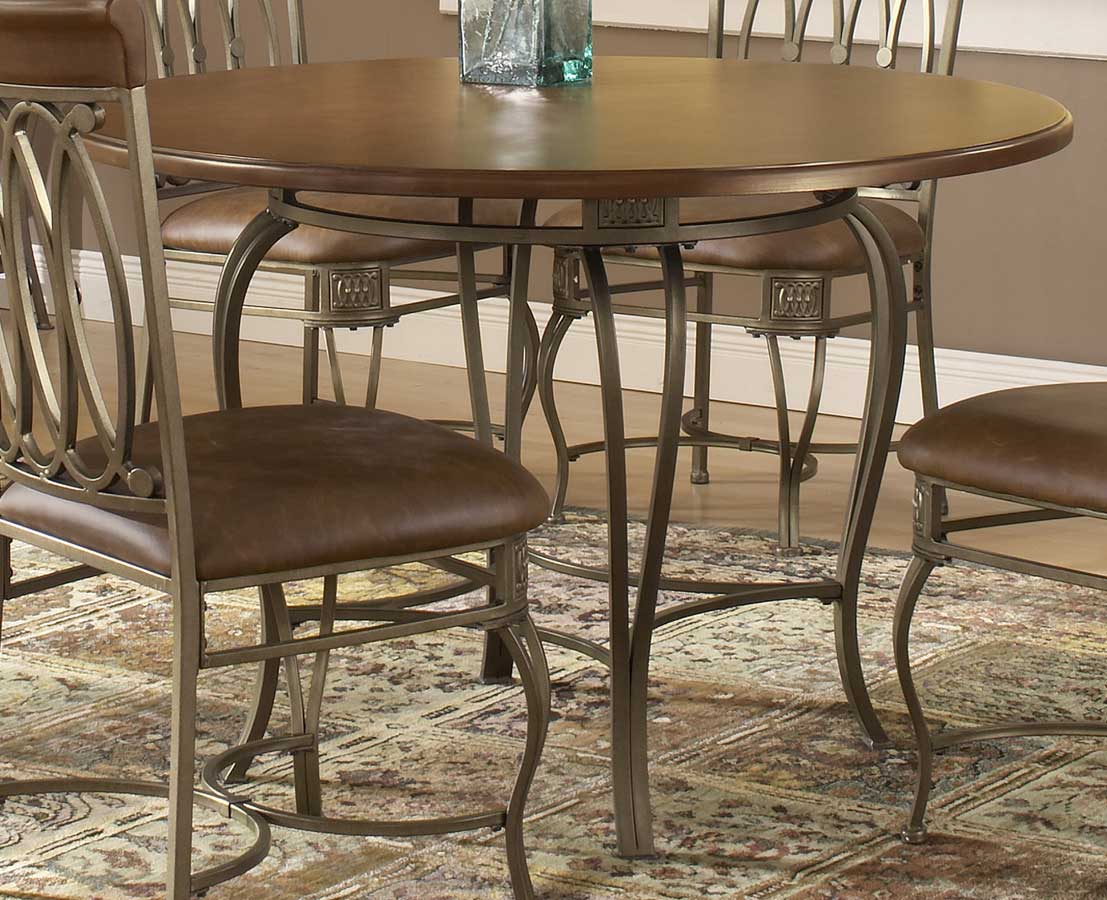 wrought iron kitchen table moen ideas homesfeed