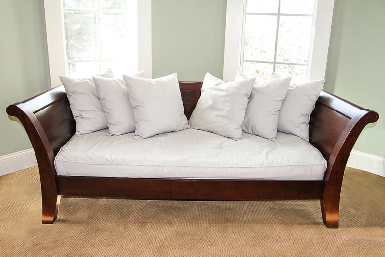 pb comfort sofa reviews set covers images bed pottery barn sleeper ridgewood ...