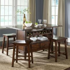 Oval Kitchen Table Sets Cheap Remodel Add Stylish Rectangular Pub For Residential Or ...