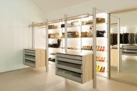 Led Closet Lights Enlighten Your Walk in Closet