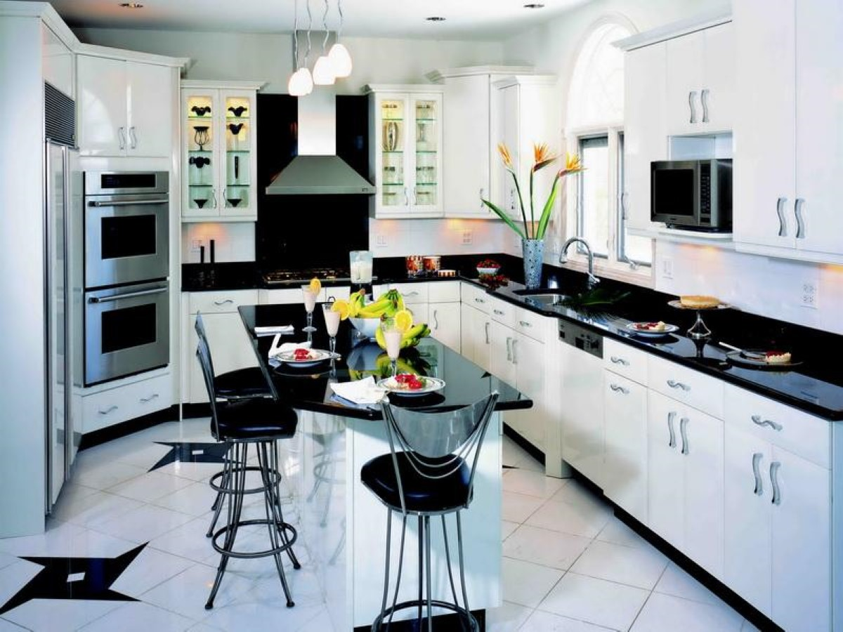 black and white kitchen accessories fork decor to feed exclusive modern