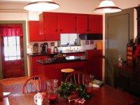 Black And Red Kitchen Designs | Design Ideas