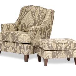Brown Accent Chair With Ottoman Best Massage For Neck And Shoulders Cool Chairs That Will Add Aesthetical Value Of Your