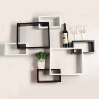 Decorate Rooms with Decorative Shelving Unit