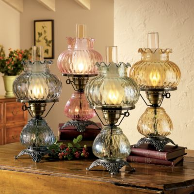 Artistic And Beautiful Electric Hurricane Lamps HomesFeed