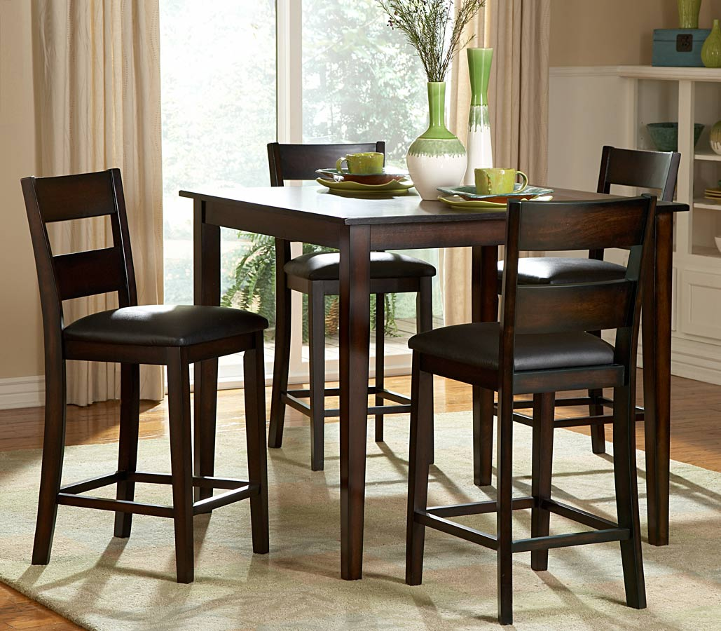 High Top Chairs High Top Table Sets To Create An Entertaining Dining Space