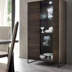 Tall Narrow Kitchen Cabinet Countertop Shelf China Solving Storage Issues | Homesfeed