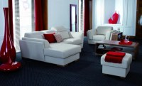 Red Black And White Living Room Impressive Best 25 Living