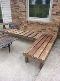 Outdoor Corner Bench Ideas Which Are Perfect for Family ...