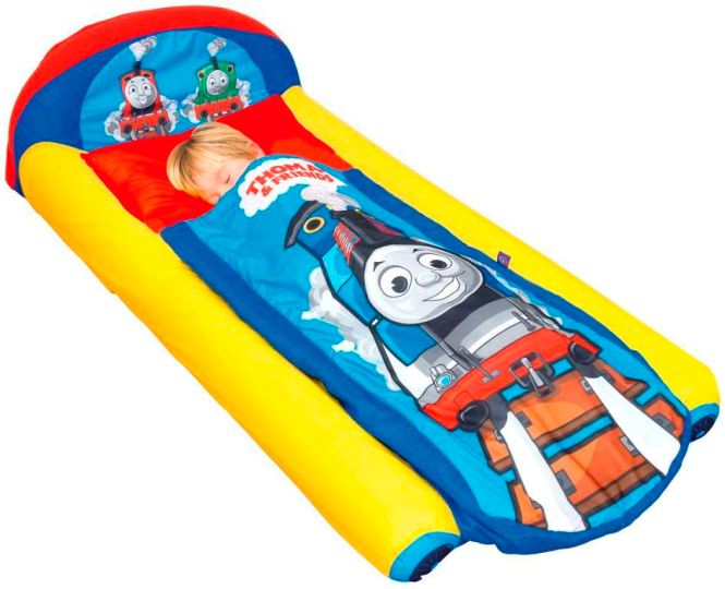 Travel Bed For Kids With Por Cartoon Theme