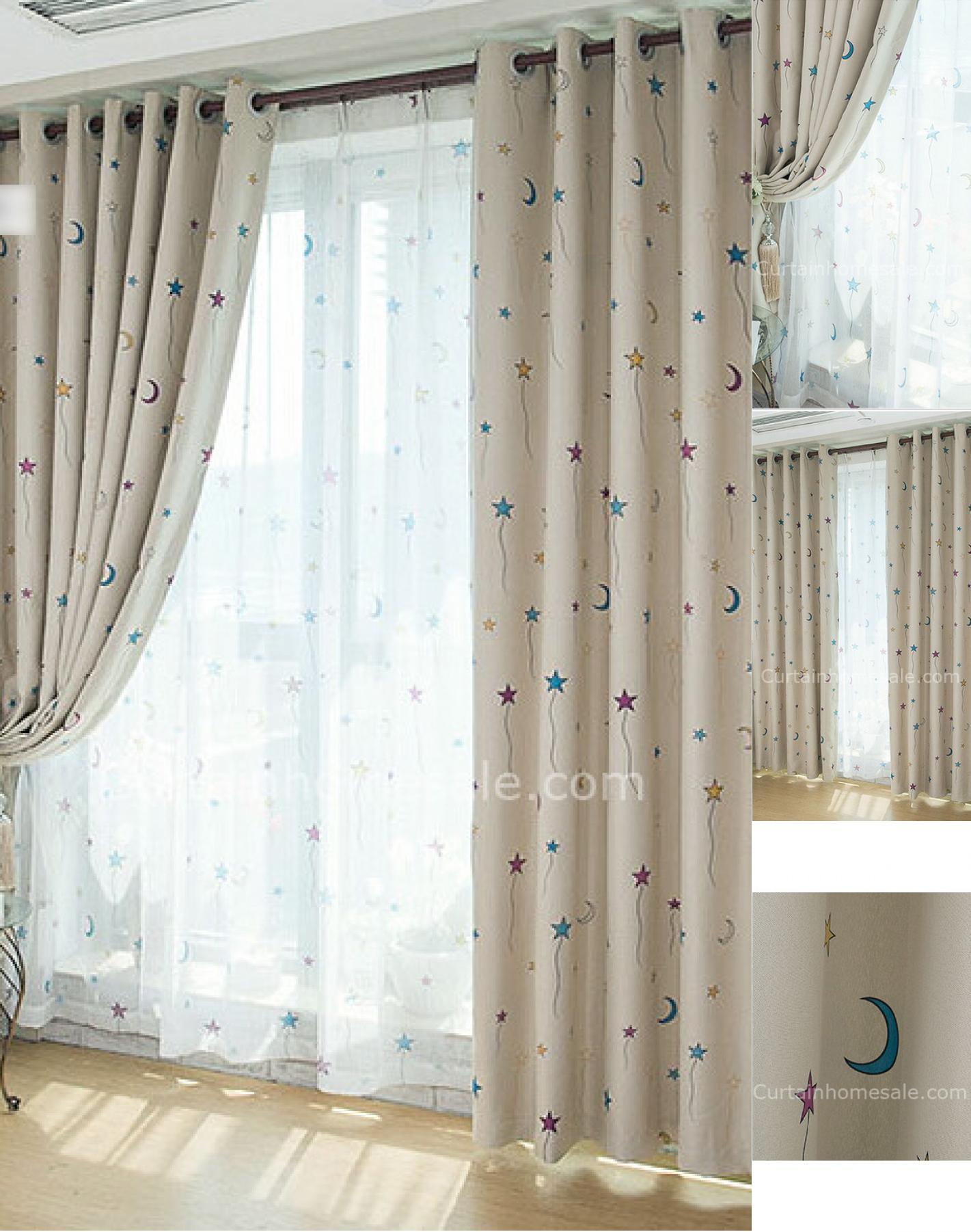 Nursery Blackout Curtains BestCurtains