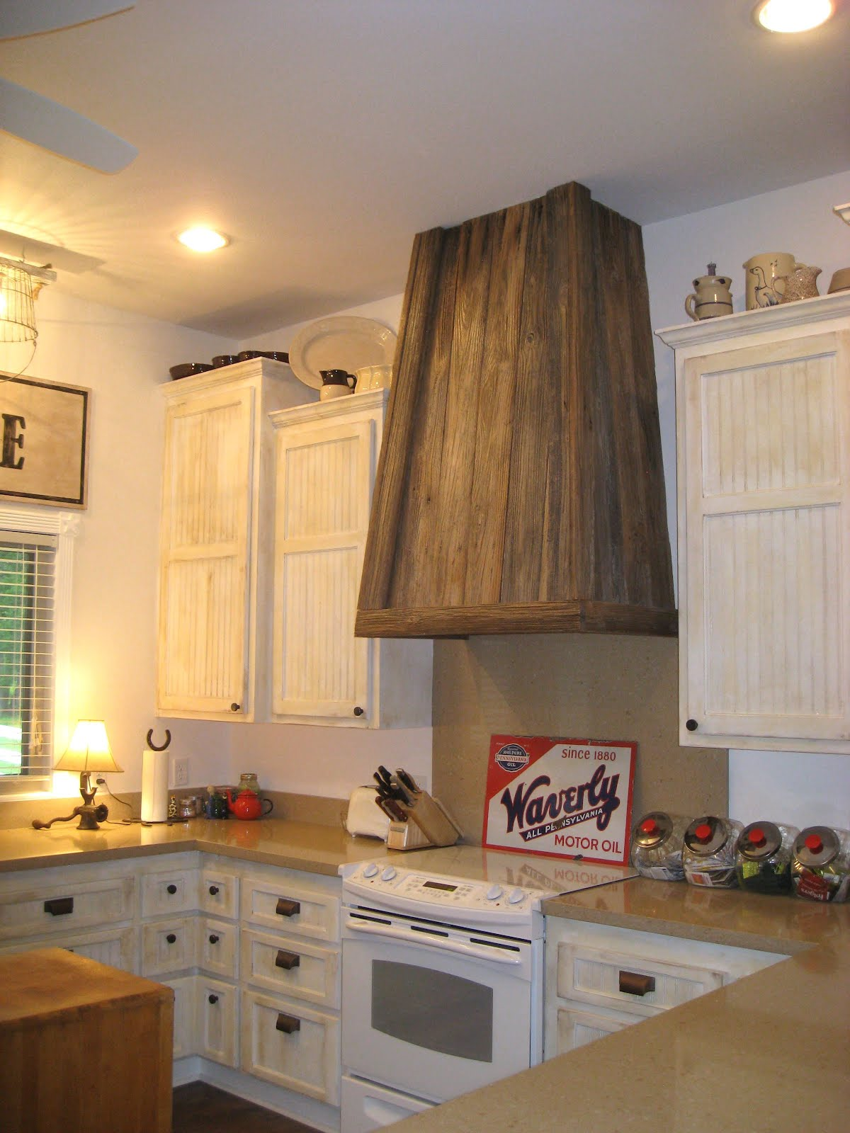 kitchen exhaust vent cover aluminum chairs wood hood | homesfeed