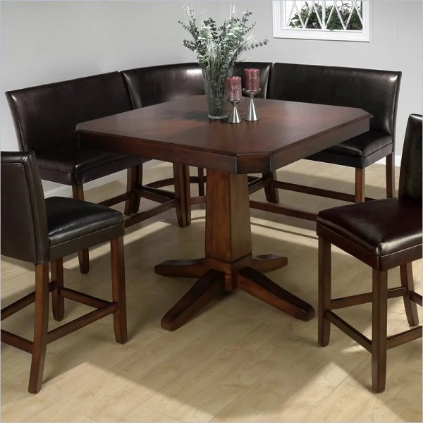 Corner Bench Kitchen Table Set And Dining Nook