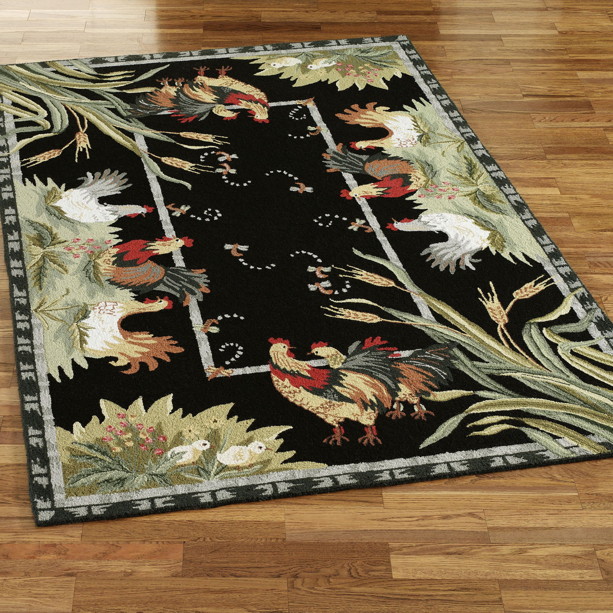 rooster rugs for kitchen hotels with kitchens in las vegas homesfeed