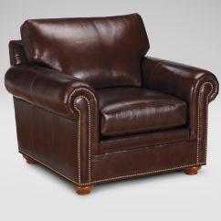 Leather Couch And Chair Antique Rocking Chairs Value Ethan Allen Furniture Homesfeed