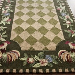 Rooster Rugs For Kitchen How To Adjust Cupboard Hinges Homesfeed