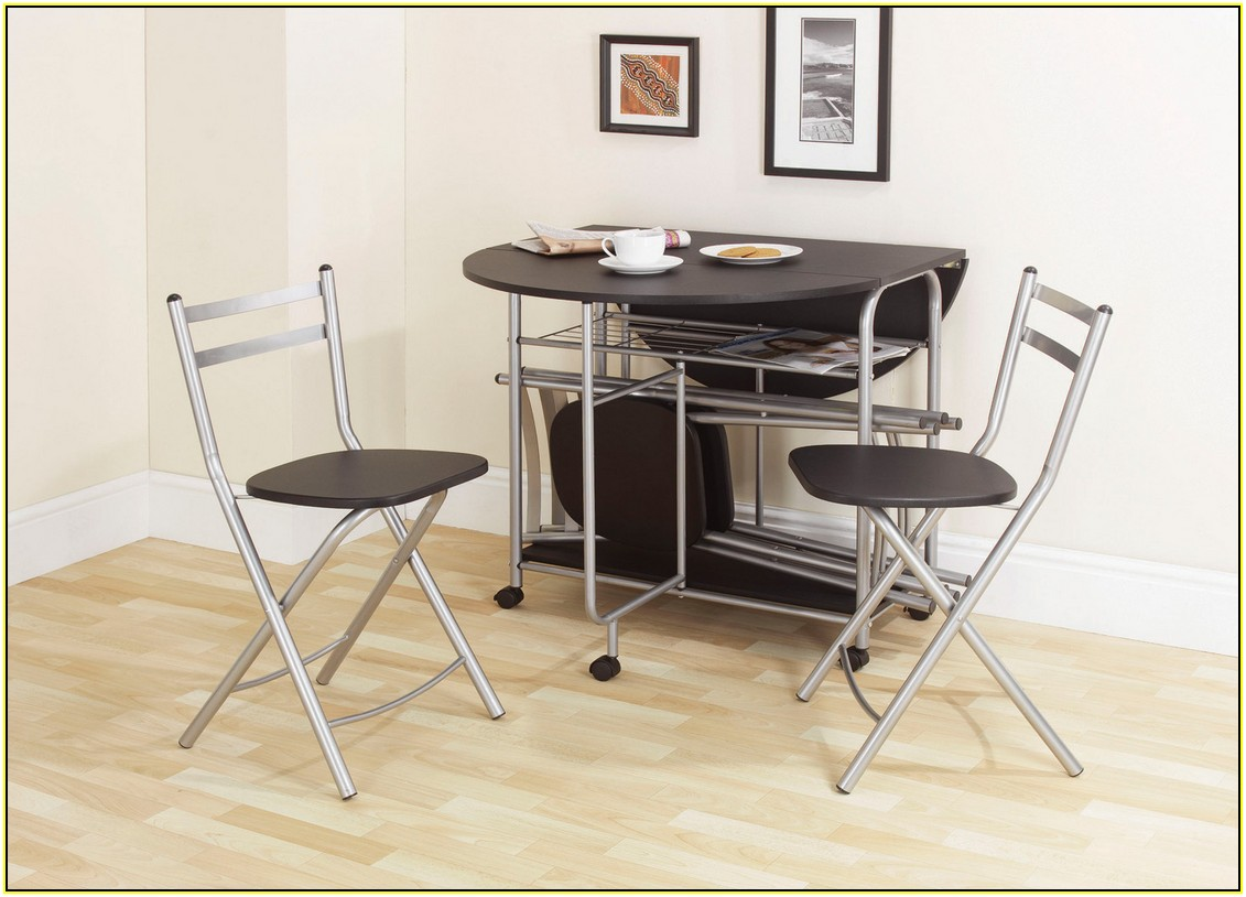 space saver kitchen table step stool chair dining set homesfeed