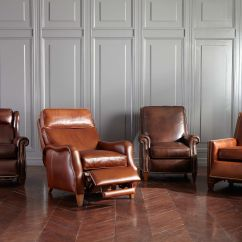 Ethan Allen Leather Chair Folding Wood Chairs Furniture Homesfeed Random Size And Shape Of
