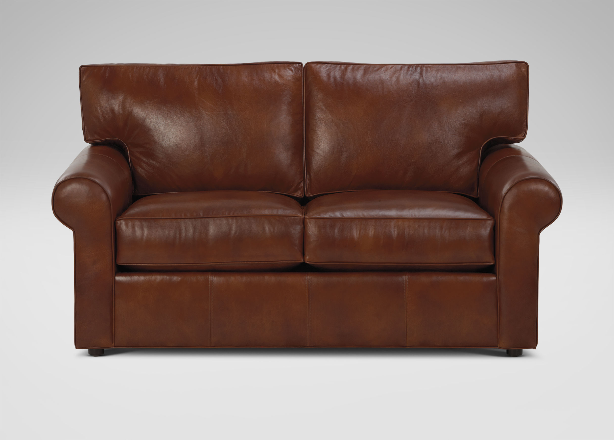 ethan allen leather chair antique rocking price guide furniture homesfeed