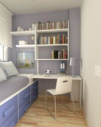 Small Bedroom Desks | HomesFeed
