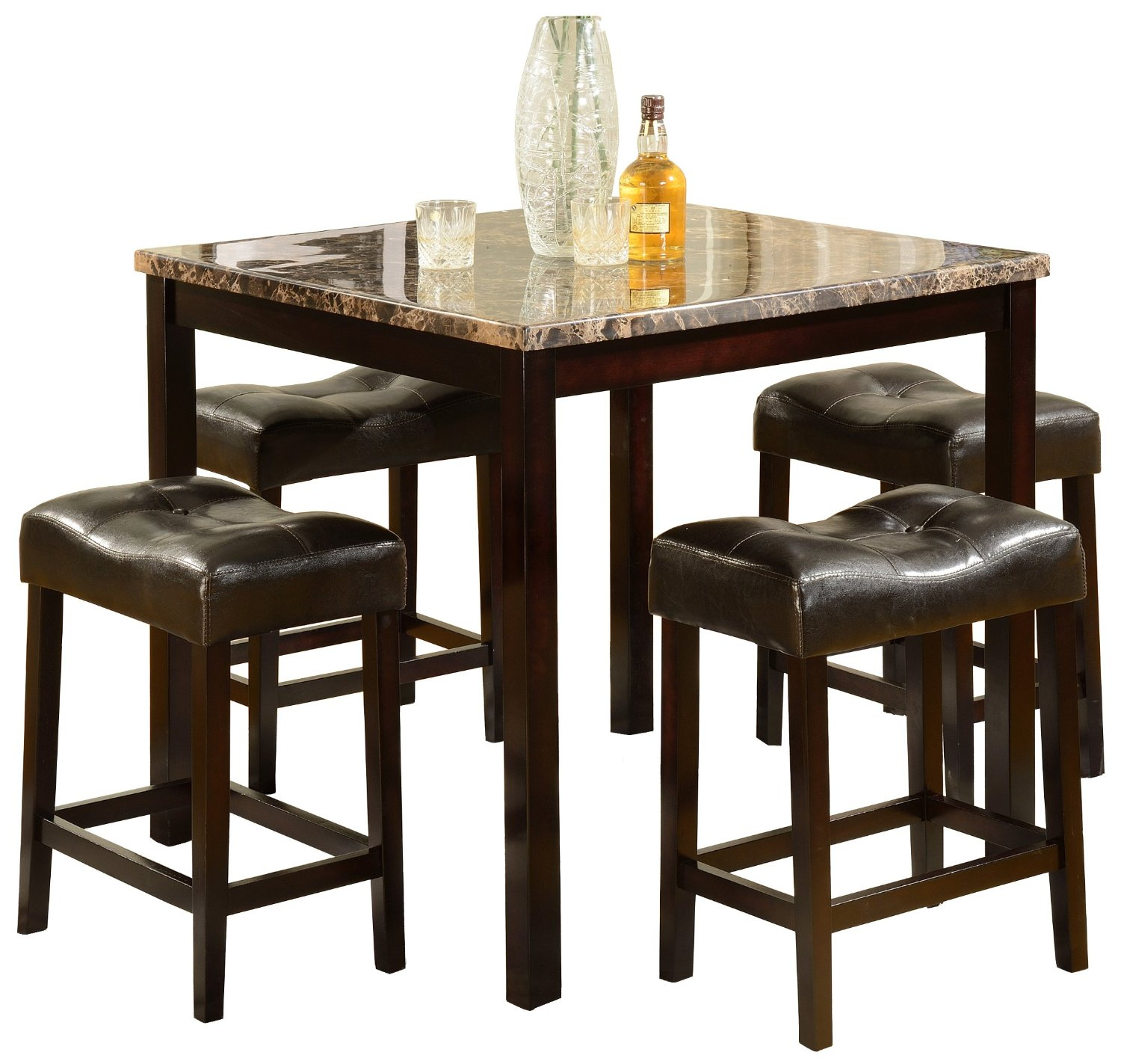 High Top Chairs High Top Table Sets Homesfeed