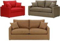Twin Size Sleeper Sofa | HomesFeed