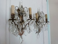 Battery Operated Sconce | HomesFeed