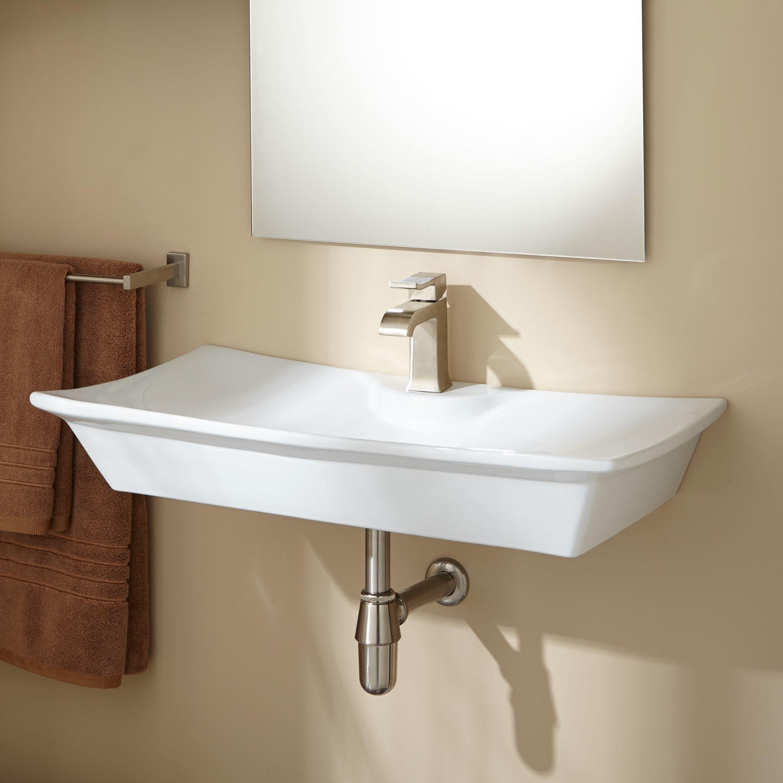 wall mounted kitchen sink installation small mount homesfeed