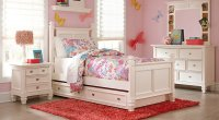Fancy Bedroom Sets for Little Girls | HomesFeed