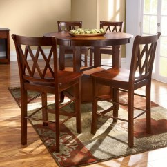 High Kitchen Chairs Lighting Ideas Top Table Sets Homesfeed