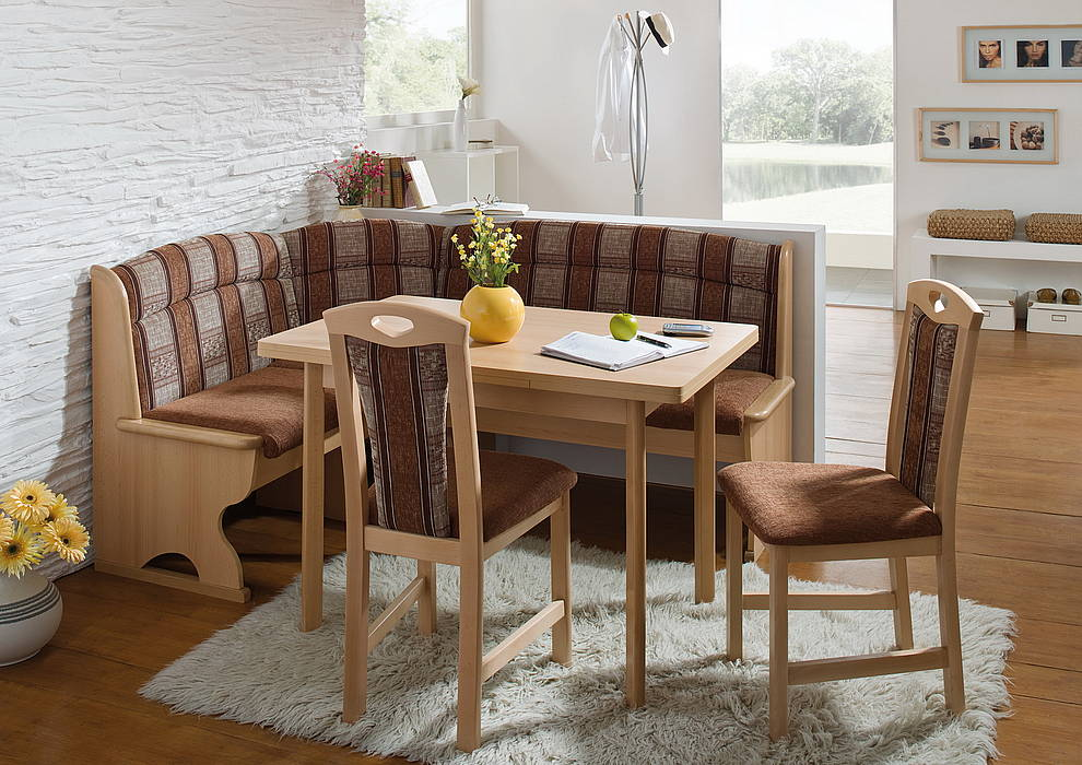 Corner Bench Kitchen Table Set A Kitchen and Dining Nook