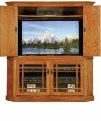 Entertainment Center with Doors, another Choice of TV ...