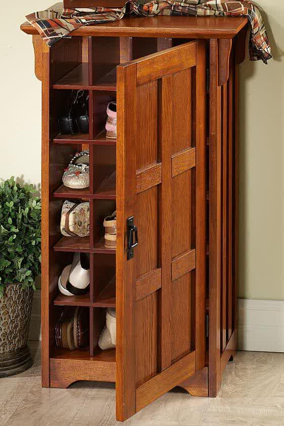 Entryway Shoe Storage Ideas – HomesFeed