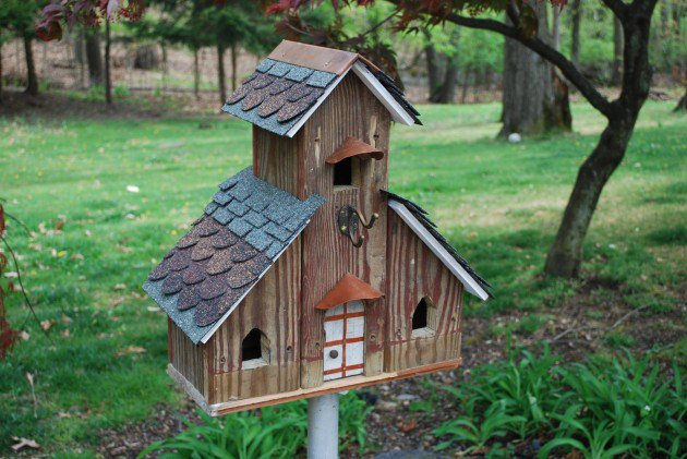 Creative And Decorative Birdhouses For Your Backyard HomesFeed
