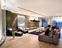 Modern Homes Interior Decorating and Design