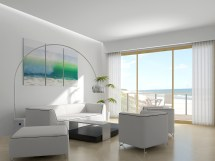 Beach House Interior Paint