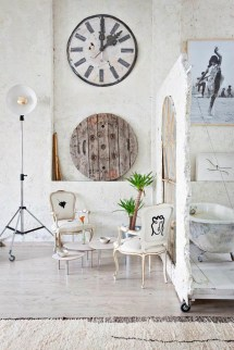 Bohemian Apartment Decor Close Artistic Year With