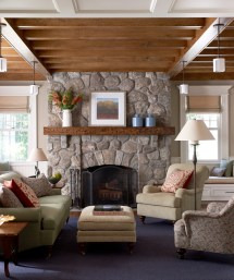 Fireplace Mantel Decorating Ideas Living Room