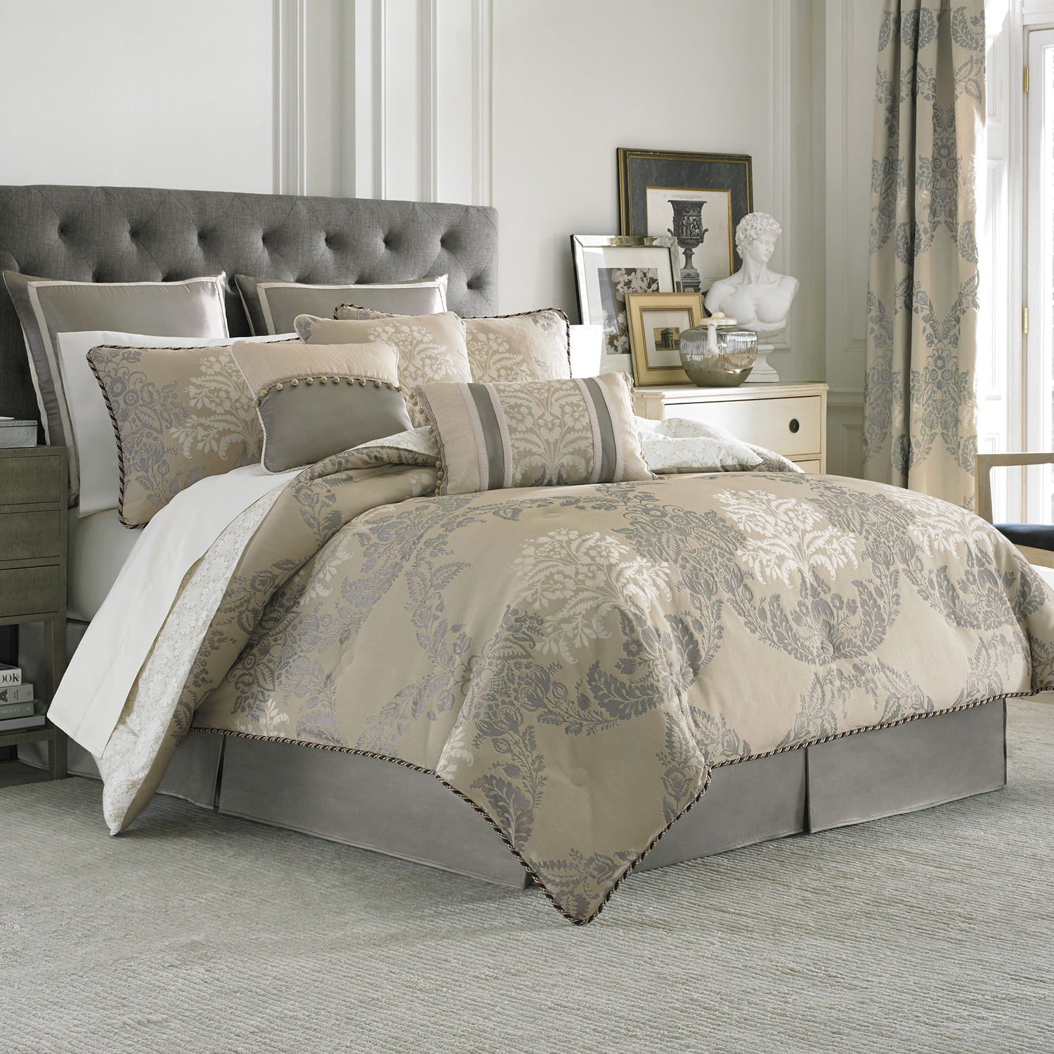 California King Bed Comforter Sets Bringing Refinement In