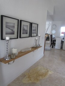 Decorating Hallway With Perfect Console Tables Design