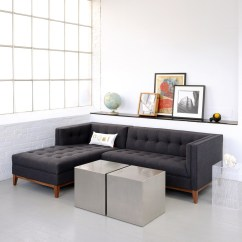 Apartment Sized Furniture Living Room Modern Designs In Nigeria The Best Sectional Sofas Solving Function And Style Issues Tufted Traditional Design With Two Boxes Of Coffee Table For Awesome Looking