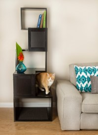 Contemporary Cat Furniture for Urban Pet lovers | HomesFeed