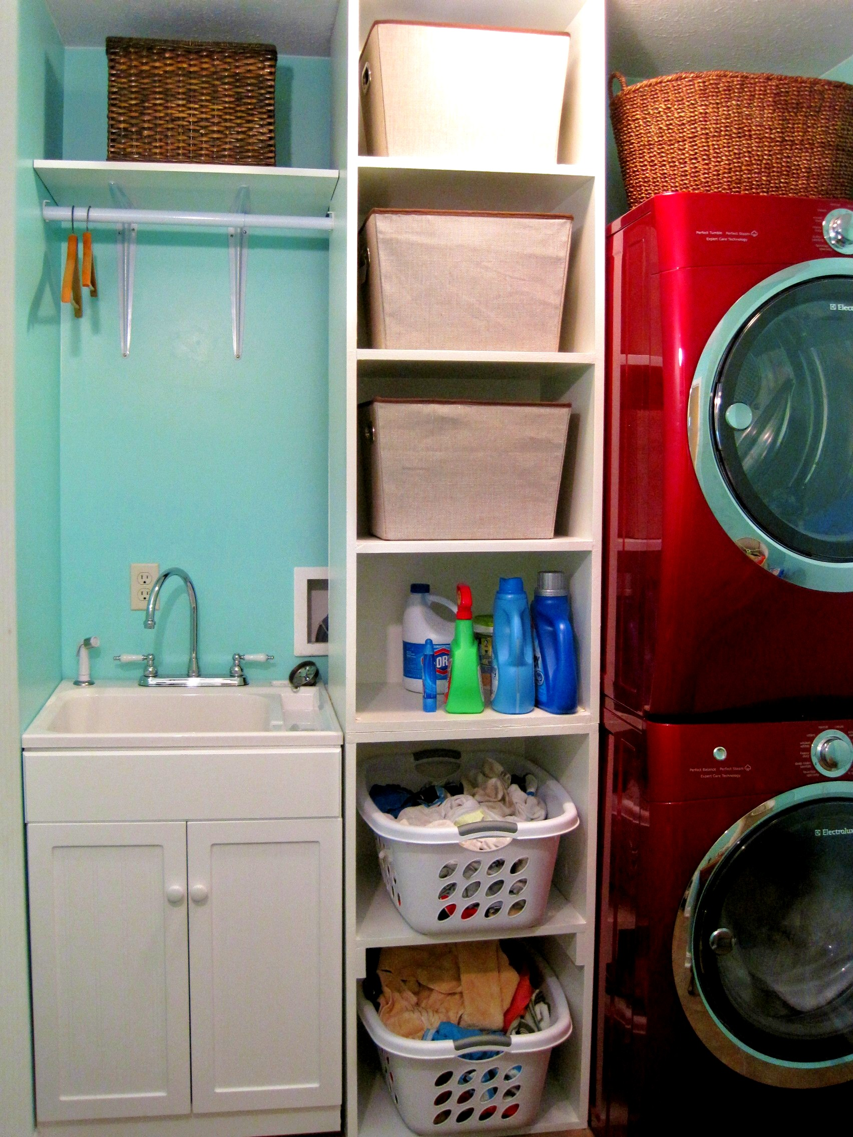 Laundry Room Shelving Ideas For Small Spaces You Need To See
