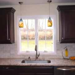 Kitchen Lights Hanging And Bathroom Remodel Over The Sink Lighting Ideas Homesfeed