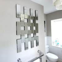 Decorative Mirror Tiles for Homes