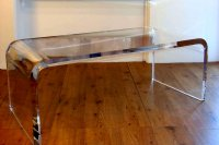 Amazing Lucite Coffee Table Ikea